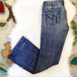 Citizens of Humanity Denim - Citizens Of Humanity Flare low waist  sz 30