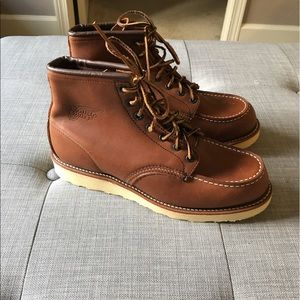 """Red Wing Shoes Other - Red Wing 875 Classic Moc 6"""" Boot"""