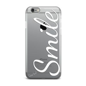 Case Yard Accessories - NEW IPHONE CASE WITH 'SMILE' LOGO, ALL SIZES