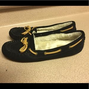 Lucky Brand Shoes - Lucky Brand WOMENS Moccasins  Leather Arman3 Sz 9M