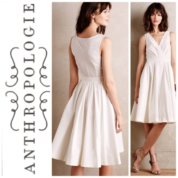 Anthropologie Wedding Gown: 60% Off Anthropologie Dresses & Skirts