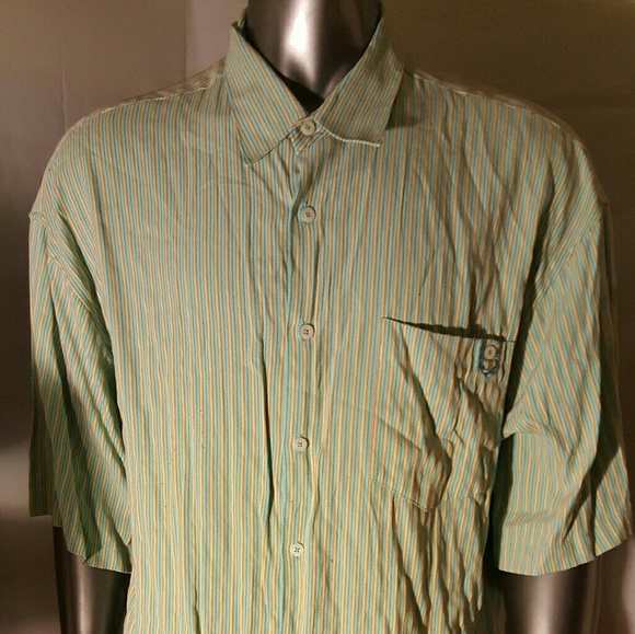 91 off bamboo cay other bamboo cay men 39 s button down