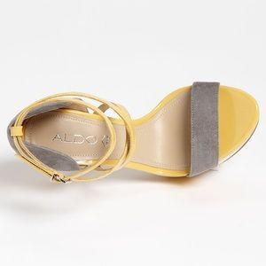 0fde514dd22 Aldo Shoes - 🌼NEW ALDO PLAYAS SANDAL IN YELLOW🌼