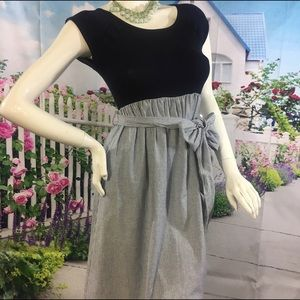 Maternal America Dresses & Skirts - Beautiful Maternity Dress high end brand