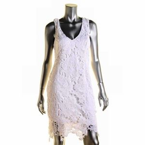 Bardot Dresses & Skirts - Bardot Lace Overlay Lined Party Cocktail Dress 6