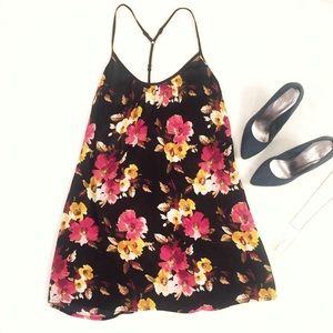 Band of Gypsies Dresses & Skirts - BAND OF GYPSIES Nordstrom Flowered Summer Dress