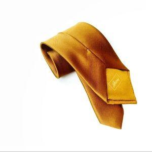 Brioni Other - Authentic Brioni- Men's Metallic Silk Designer Tie
