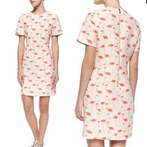Kate Spade New York Flamingo Sheath Dress 4