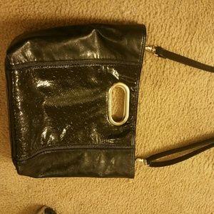 Kenneth Cole Reaction Handbags - Kenneth Cole*Blk Handle Tote w/Crossbody Strap*
