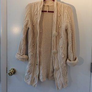 Free people sweater size M