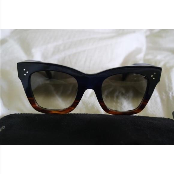 fbb9d3174aa9 Celine Accessories - Celine Catherine ombré sunglasses