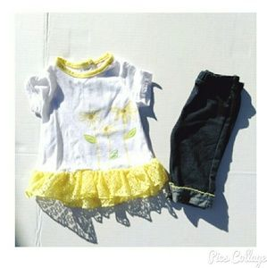 Little Lass Other - Little Lass 2pc Outfit- NWOT