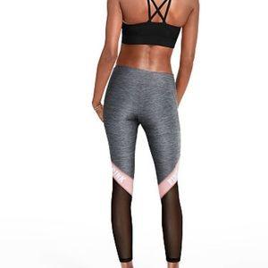 PINK Victoria's Secret Pants - PINK ULTIMATE MOTO ANKLE LEGGING