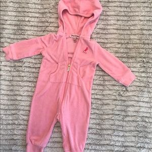 Bird by Juicy Couture Other - Pink Juicy Couture onsie/jumpsuit 🌸