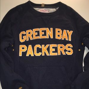 Mitchell & Ness Other - Vintage Mitchell and Ness Packers Crewnecks Size L
