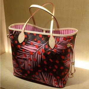 Louis Vuitton Handbags - Louis Vuitton Palm Springs Neverfull