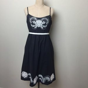 Anthropologie Dresses & Skirts - Gorgeous Anthropologie embroidered dress