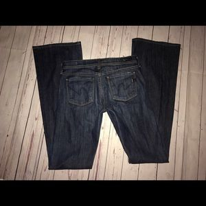 Citizens of Humanity Denim - Citizens of Humanity Ingrid Flare Jeans! 25 x 34.5