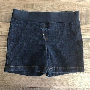 Motherhood Pants - Motherhood 🤰🏼 Maternity Jean Shorts