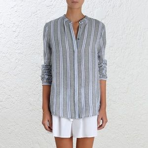 Zimmermann Tops - zimmermann zephyr button down