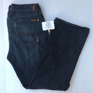 7 For All Mankind Other - 36x32 7 for all mankind bootcut jeans