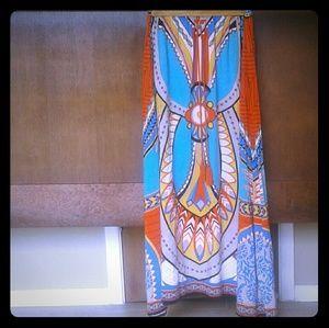 Flying Tomato Dresses & Skirts - Festival Boho Tribal Flying Tomato Maxi Skirt