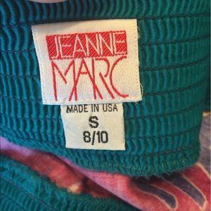Vintage Skirts - Vintage Jeanne Marc animal print Skirt