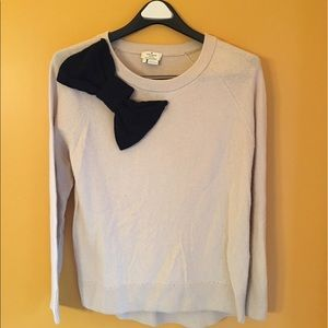 Kate Spade bow sweater