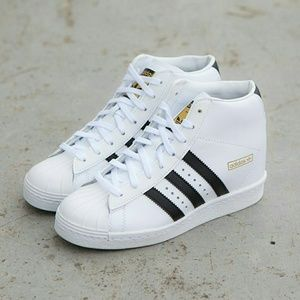 Adidas Shoes - Adidas Superstar Pro Model Up Shoes