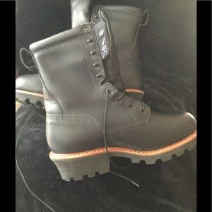 Red Wing Shoes Other - 🙀JUST REDUCED🙀MENS RED WING NWT LOGGER/WORK BOOT