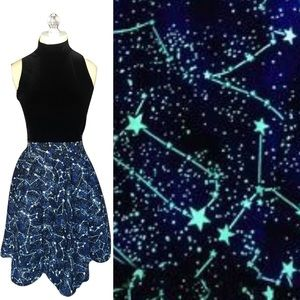 ModCloth Dresses & Skirts - ❌Price firm unless bundled❌ glow in the dark skirt