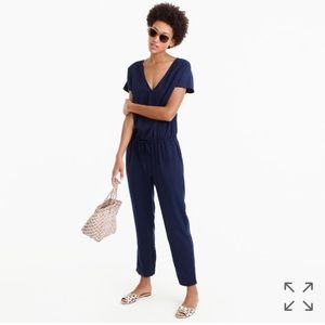 J. Crew Other - SALE!!🍃J. Crew relaxed jumpsuit in tencel-linen🍃