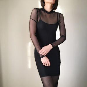 Nikita Midi Dress. Made in USA