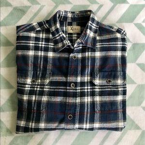 Jachs Other - Jachs Blue Flannel Button Down