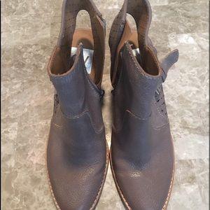 DV by Dolce Vita Shoes - Gray DV booties