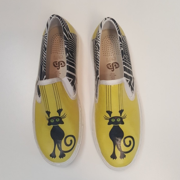 25704633e75 Los Ojo Shoes - Los Ojo s Slip On NEW