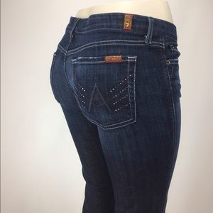 7 For All Mankind Denim - 7 FOR ALL MANKIND jeans!