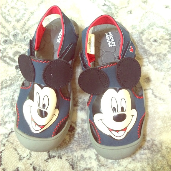 a2aa57f04d51 Disney Other - NWOT Disney Mickey Mouse Water Shoes