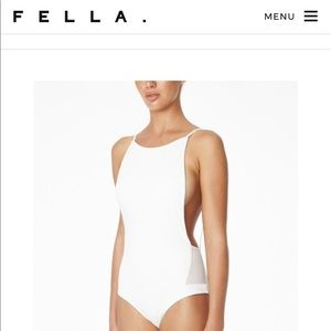 Coulbourne Other - Fella one piece in white size small