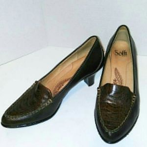 Sofft Shoes - Sz 9 Sofft  leather heels