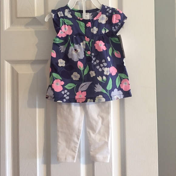 Carter's Other - Carter's NWT baby girl outfit 3 months