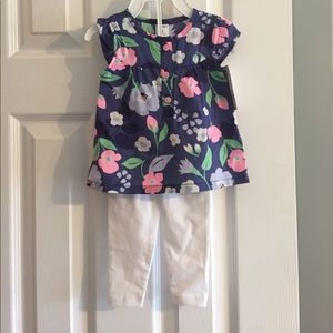 Carter's Matching Sets - Carter's NWT baby girl outfit 3 months