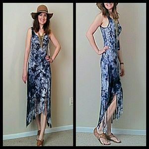 5th & Love Dresses & Skirts - Tie Dye maxi dress, NWT