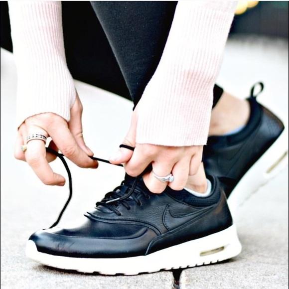 Nike Lab Air Max Thea Pinnacle Black shoes womens