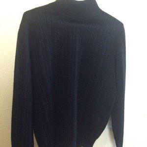 Valerie Stevens Sweaters - Black cashmere