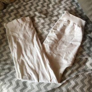 Tees by Tina Pants - Plain white leggings
