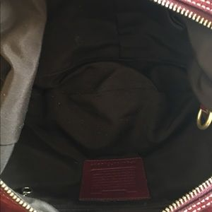 Coach Bags - CLEARANCE Coach Deep rust Suede leather Hobo Bag. 0e7c1d32ef4dd