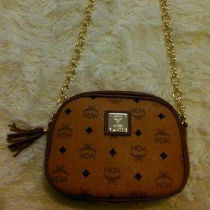 MCM Handbags - MCM Crossbody Purse