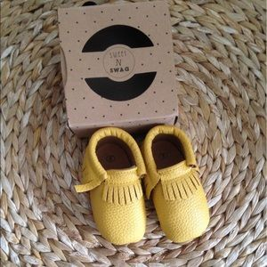 Freshly Picked Other - Sweet N Swag Moccasins Size 2