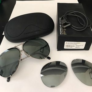 Porsche Design Accessories - Porsche Design Sunglasses p. 8478 in 63mm